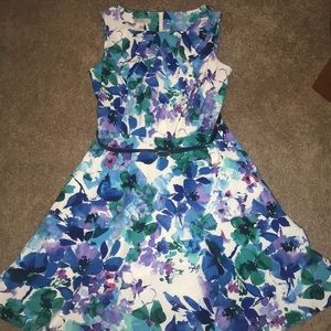 Dress Barn floral sundress